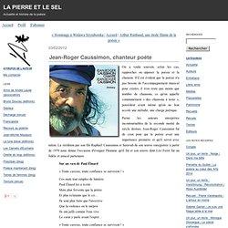 Jean-Roger Caussimon, chanteur poète
