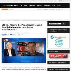 """Marine Le Pen dénonce """"le parcours éminemment suspect"""" de Boudjellal, qui l'assigne notamment pour diffamation ..."""