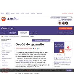Caution colocation pour un bail - Ooreka