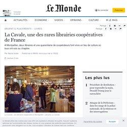 La Cavale, une des rares librairies coopératives de France