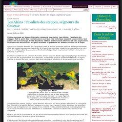 Les Alains : Cavaliers des steppes, seigneurs du Caucase - fravahr.org