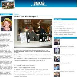 Cave Dom Brial : Baixas