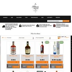 La cave à rhum en ligne - Le meilleur du rhum, rum & ron