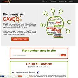 Caveo : Boîte à outils 2.0
