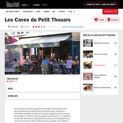 Les Caves du Petit Thouars