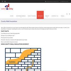 Cavity Wall Insulation - Switch My Utility