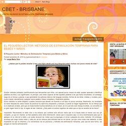 CBET - BRISBANE: diciembre 2010