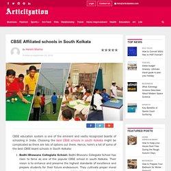 CBSE Schools in Kolkata, Best CBSE Schools in Kolkata