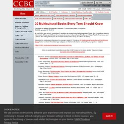 CCBC Booklists
