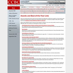 CCBC Links