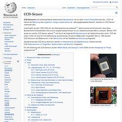CCD-Sensor