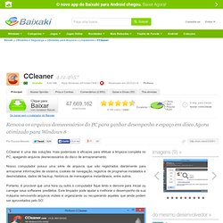 CCleaner download