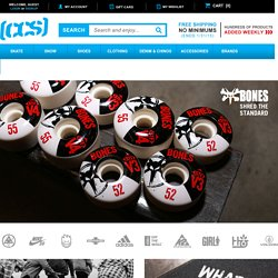 Skateboards - Skate Shop - Skate Clothing | CCS.com