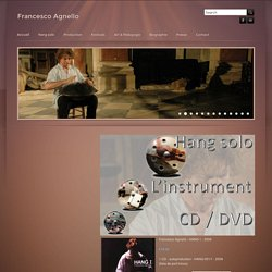 CD / DVD - Francesco Agnello