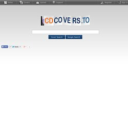 CDcovers.to - free cd and dvd cover search
