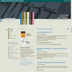CDDP Ariège