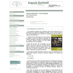 CDDP du Haut-Rhin - Auguste Bartholdi