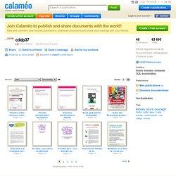 Calameo CDDP 37
