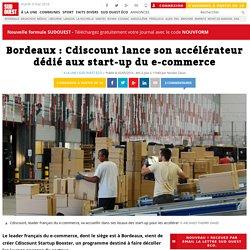 Bordeaux : Cdiscount lance son accélérateur dédié aux start-up du e-commerce