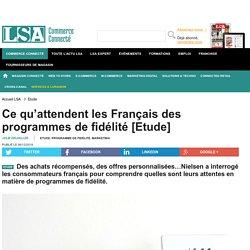 Ce qu'attendent les Français des...