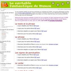 CE2 - Grammaire