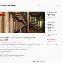 Cécile Moga Architectes