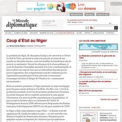 Coup d'Etat au Niger