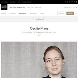 Cecilie Manz – Créateurs de l'année