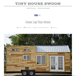 Cedar Lap Tiny Home