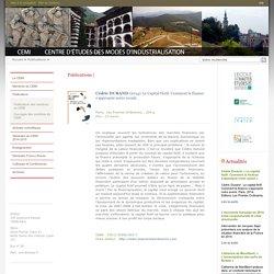 Cédric DURAND (2014): Le Capital Fictif
