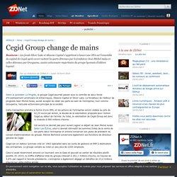 Cegid Group change de mains - ZDNet