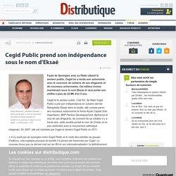 Cegid Public prend son indépendance sous le nom d'Eksaé