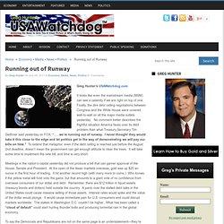Debt Ceiling Default Closing In