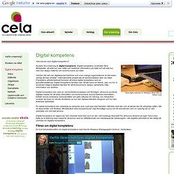 Digital kompetens