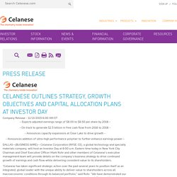 Celanese Corporation