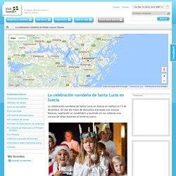 La celebración navideña de Santa Lucía en Suecia - VisitSweden - Web oficial de viajes y turismo de Suecia