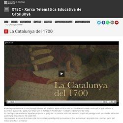 Centres. Celebracions 2013. 1714. Educació infantil i primària. La Catalunya del 1700. XTEC - Xarxa Telemàtica Educativa de Catalunya