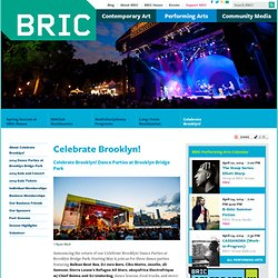 Celebrate Brooklyn! :: BRIC