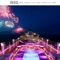 Celebrate Festive Season With Fireworks At Sea - World Dream