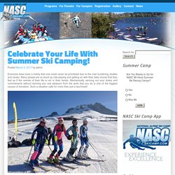 Best place for skiing enthusiast - NASC