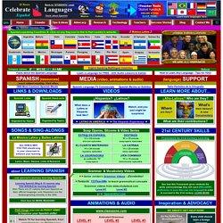 celebratelanguages.com/spanish