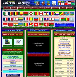 celebratelanguages.com/french