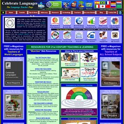 celebratelanguages.com/teachers