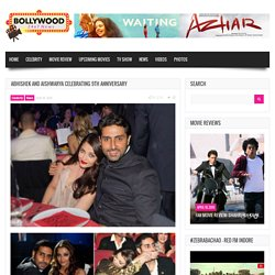 Abhishek and Aishwarya Celebrating 9th Anniversary