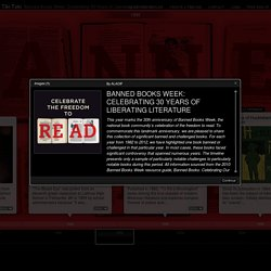 Banned Books Week: Celebrating 30 Years of Liberating Literature