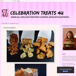 Celebration Treats 4U: Juuressipsit