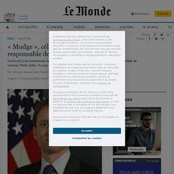 «Mudge», célèbre hackeur et nouveau responsable de la sécurité de Twitter
