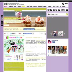Cupcake camp paris - Cupcake camp paris