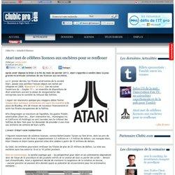 Atari met de célèbres licences aux enchères pour se renflouer