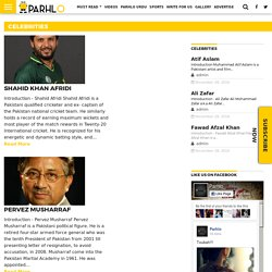 Check Out Celebrities Profiles, Biographies, Personal and Professional Life
